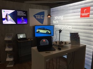 TEC Competence - Hannover Messe 2019